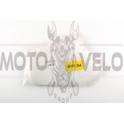 Элемент воздушного фильтра Honda DIO AF34/35 (поролон сухой) (белый) AS
