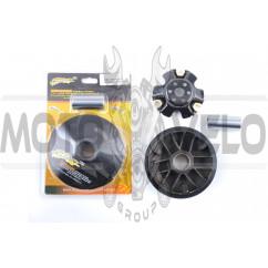 Вариатор передний (тюнинг) Honda DIO AF27 (+палец, ролики 10г) KOK RIDERS