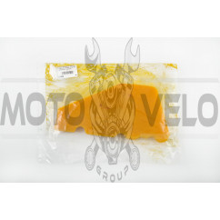 Элемент воздушного фильтра 2T TB50, Suzuki RUN (поролон с пропиткой) (желтый)