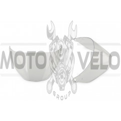 Стекло (визор) шлема-кроссового (на mod:MX433) LS-2