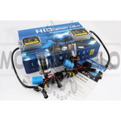 Ксенон (авто) HB5 (9007) AC 8000K 35W (+галоген) (арт:107)