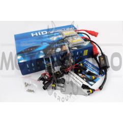 Ксенон (авто) H10 AC 8000K 35W slim (арт:20)