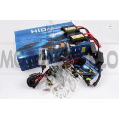 Ксенон (авто) H3 DC 6000K 35W slim (арт:38)