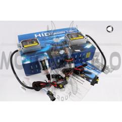 Ксенон (авто) H8 AC 8000K 35W slim (арт:68)
