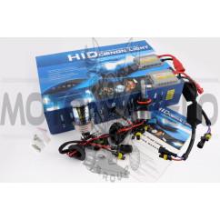 Ксенон (авто) H9 AC 6000K 35W slim (арт:74)