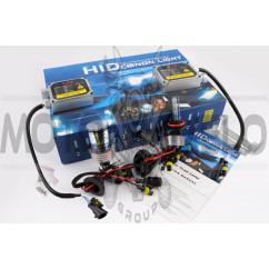Ксенон (авто) H9 DC 6000K 35W (арт:77)