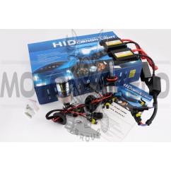 Ксенон (авто) H9 DC 6000K 35W slim (арт:78)