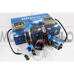 Ксенон (авто) HB1 (9004) DC 8000K 35W (+галоген) (арт:87)