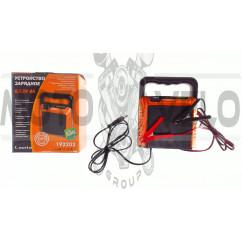 Зарядное устройство для АКБ   6/12V 4А/ч   (LED- индикаторы)   LAVITA, шт