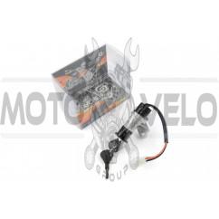 Замок зажигания (голый) Suzuki LETS II (4 провода) JAYCHEN