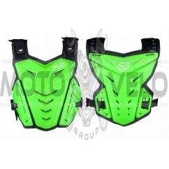 Защита жилет (size:L, зеленый) FOX