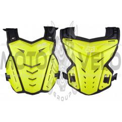 Защита жилет (size:L, желтый) FOX