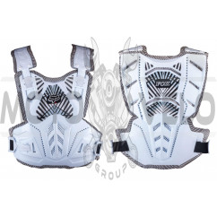 Защита жилет (size:L, белый, mod:1) FOX