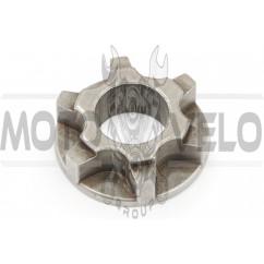 Звезда электропилы (венец привода)   (D-30, d-14, H-10mm)   Байкал   ZUNA
