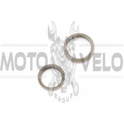 Гнезда впускного и выпускного клапанов м/б   175N/180N   (7/9Hp)   ST