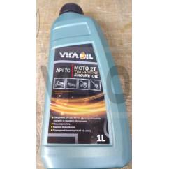 Масло   2T, 1л   (полусинтетика, 2-Takt Engine OIL)   VIRA OIL   (#GPL)