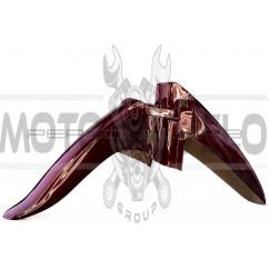 Пластик   Active   переднее крыло   (красное)   EVO-1