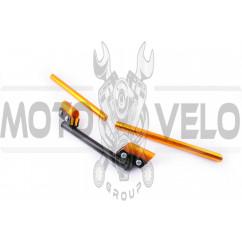 Руль универсальный (стайлинговый)   (желтый)   RIDE IT