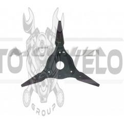 Нож мотокосы   3T   (сегментный)   KOSA