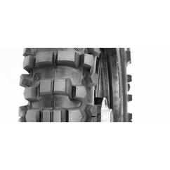 """Мотокамера  110/100-18  #SB-114R  TT  кросс  """"DELI  TIRE""""  ИНДОНЕЗИЯ"""
