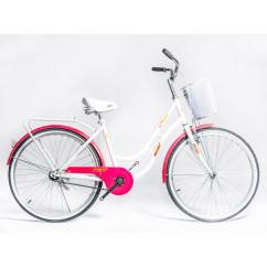 "Велосипед ""AIST AVENUE"" 26"" светло-розовый"