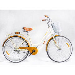 "Велосипед ""AIST AVENUE"" 26"" светло-коричневый"