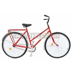 """Велосипед """"Украина"""" -28- женская рама бордовый"""