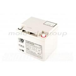 АКБ 12V 40А AGM (197x165x170, серый) OUTDO