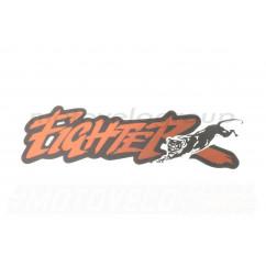 Наклейка декор FIGHTER (25х7см) (#3057)