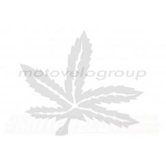 Наклейка декор GREEN (14х16см, белая) (#0426)