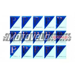 Наклейка (набор) PIAGGIO (3.2x4.2см) (#4870)