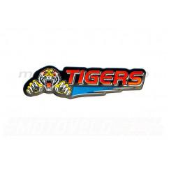 Наклейка TIGERS (_х_см)
