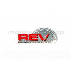 Наклейка REV (_х_см, )