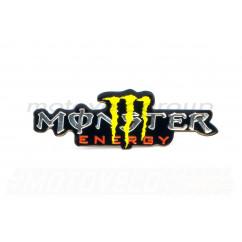 Наклейка MONSTER (11х11см) MODEL 2