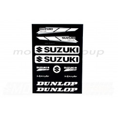 Наклейка SUZUKI (_х_см)