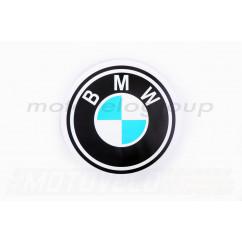 Наклейка логотип BMW (d-10см) (#0142)