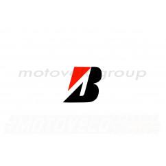 Наклейка логотип BRIDGESTONE (5x5см) (#0518)