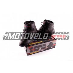 Ботинки PROBIKER (mod:A005, size:44, черные)