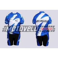 Велокостюм (mod:Specialized, size:XL) COOLMAX