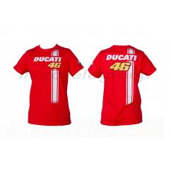 Футболка (красная size L) DUCATI