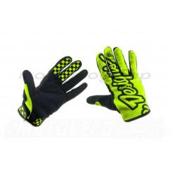 Перчатки TLD (зеленые, size M)
