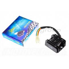 Реле зарядки   Zongshen ZS200GS   (4 провода)   KOMATCU   (mod.A), шт