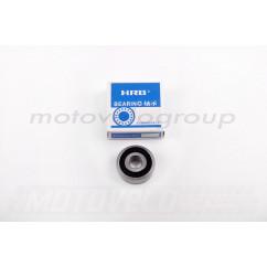 Подшипник 6200-2RS 10*30*9 (редуктор Yamaha, колесо Suzuki) HRB