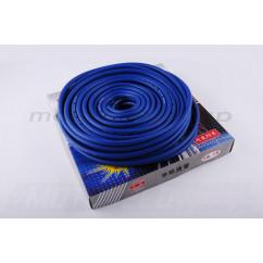 Шланг топливный Ø4mm, 20 метров (силиконовый, синий)