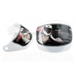 Стекло (визор) шлема-открытого (на mod:628) DFP