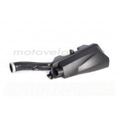 Фильтр воздушный (в сборе) 4T GY6 50 (12 колесо с бумажным фильтром) SUNY (1E40QMB)
