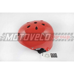 Шлем райдера ProModel (size:L, красный) (США) S-ONE