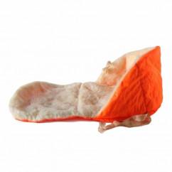 Подстилка в санки Оранжевый