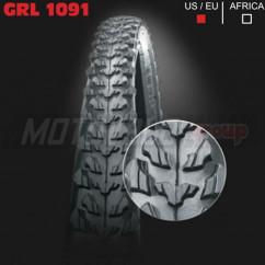 Покрышка велосипедная без камеры GRL 26x2.0 (1091)