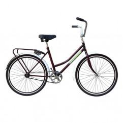 """Велосипед """"Украина"""" -24- цвет:бордовый"""